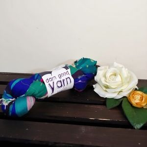 Reclaimed Chiffon Ribbon Yarn 027